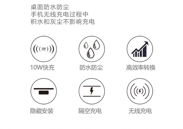 远距离无线充电器六大安全保护措施
